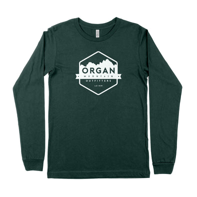 Organ Mountain Classic Long Sleeve Tee - Organ Mountain Outfitters