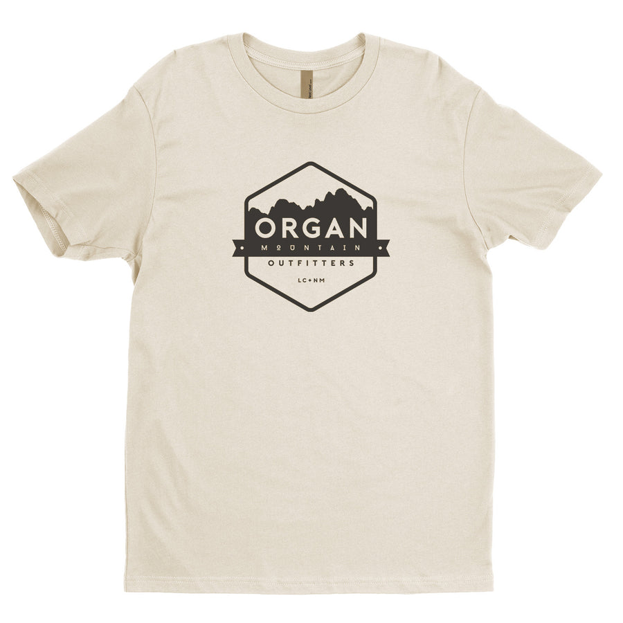 100% Cotton Classic Logo T-Shirt - Organ Mountain Outfitters