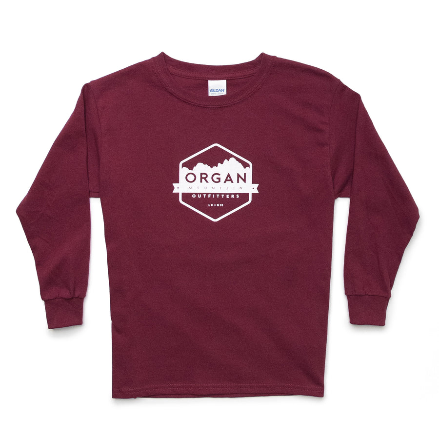 Youth Classic Long Sleeve - Organ Mountain Outfitters