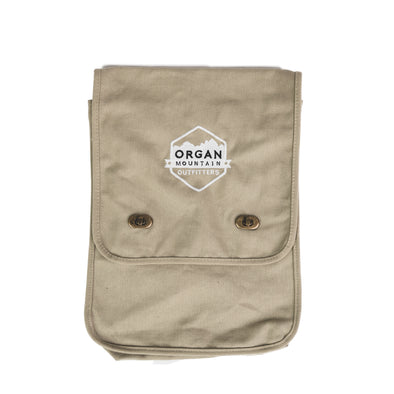 Organ Mountain Canvas Field Bag