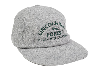 Lincoln Natl. Forest Wool Cap