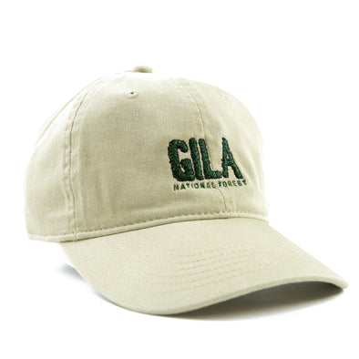 Gila National Forest Dad Cap