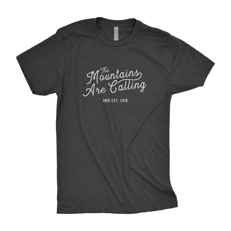 Youth T-Shirt - The Mountains Are Calling