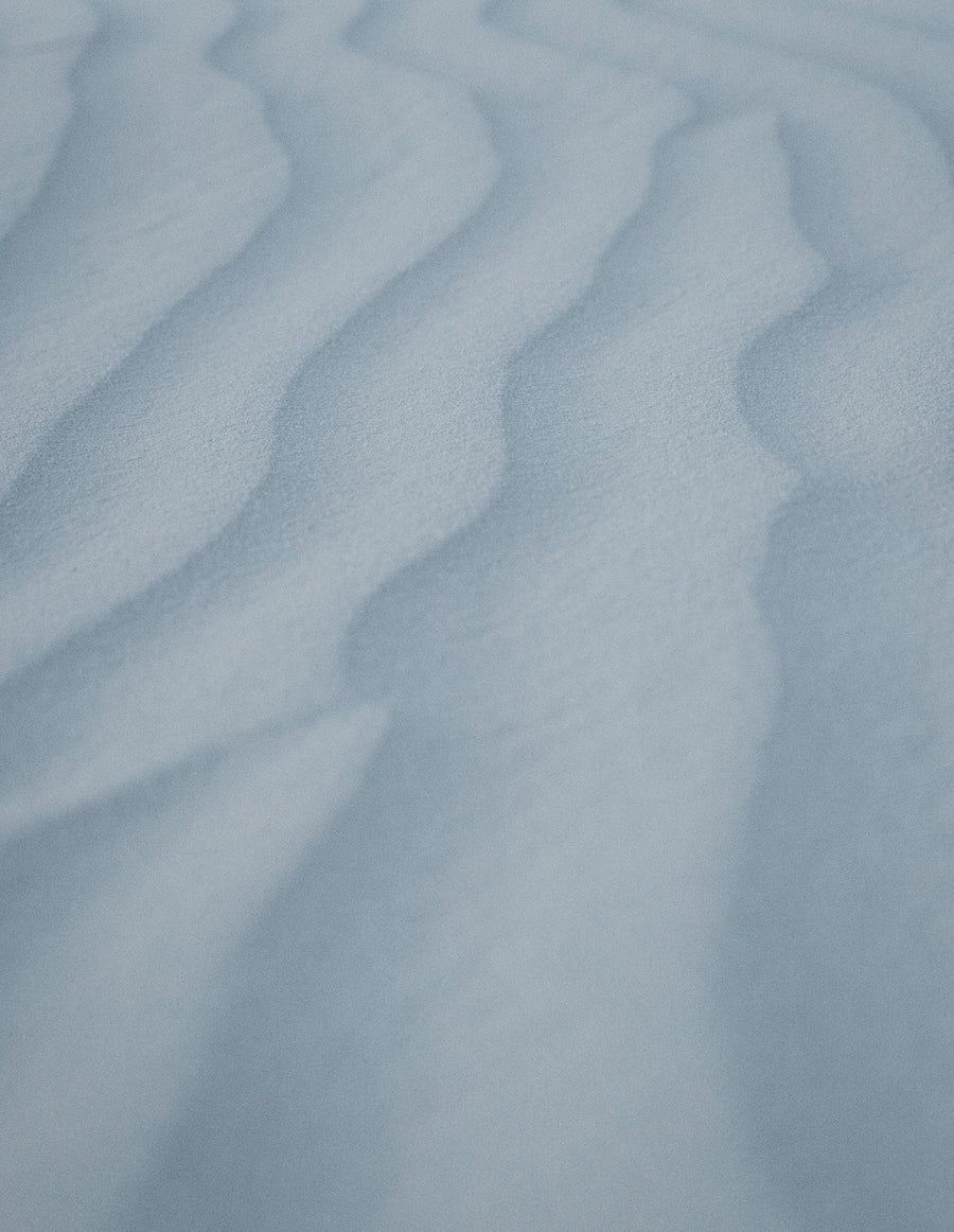 Photography: White Sands Ripples - Organ Mountain Outfitters