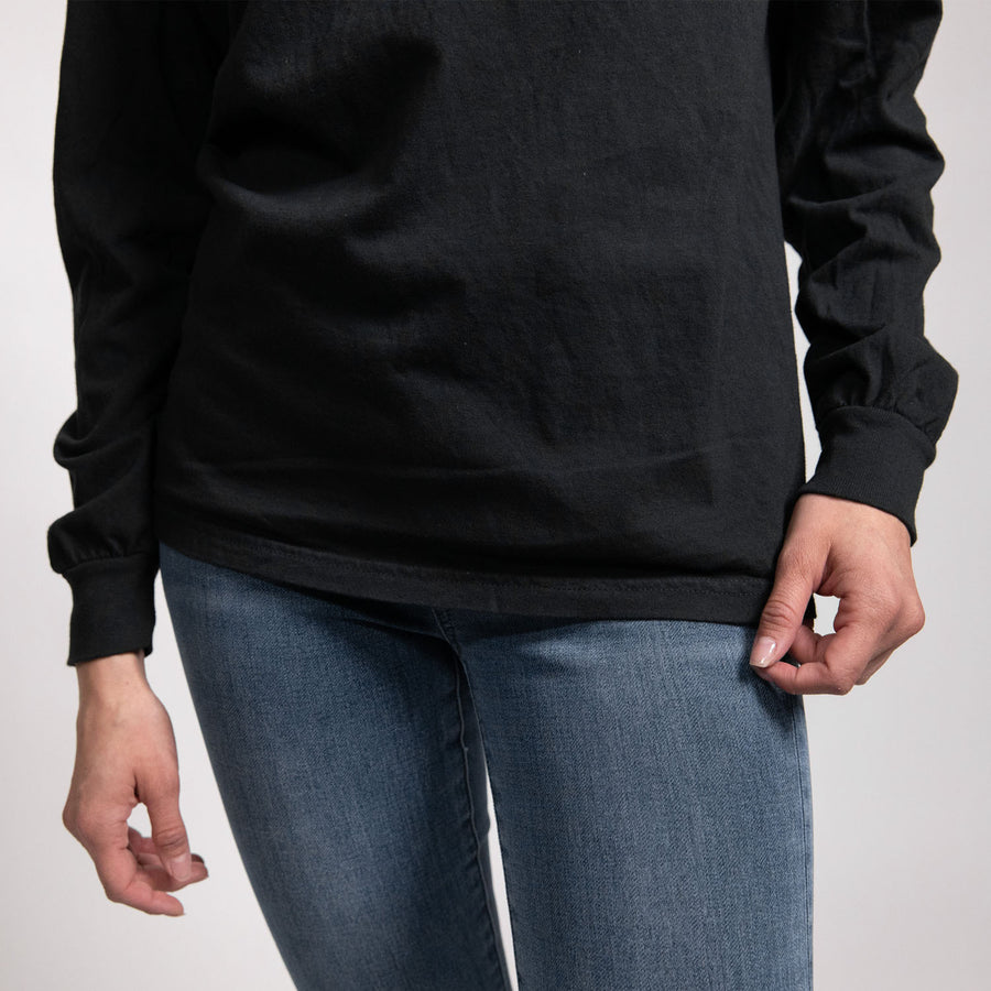 Heavyweight Zia Long Sleeve Pocket T-Shirt