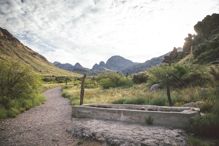 Photography: Soledad Canyon Sunrise Hikes - Organ Mountain Outfitters
