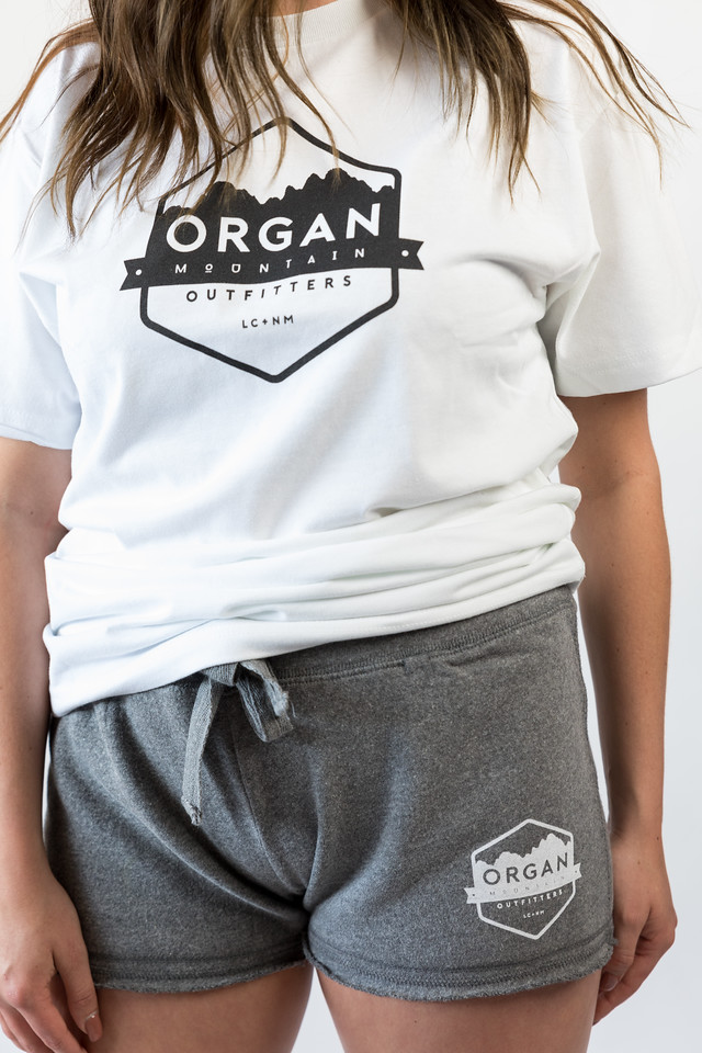 Women's Fleece Shorts - Organ Mountain Outfitters