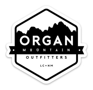 Classic Logo Magnet - Organ Mountain Outfitters