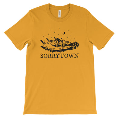 Sorrytown - Skeleton Tee