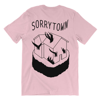 Sorrytown - Matchbook Tee