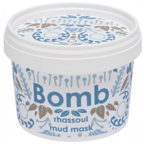 Rhassoul Mud Mask kasvonaamio
