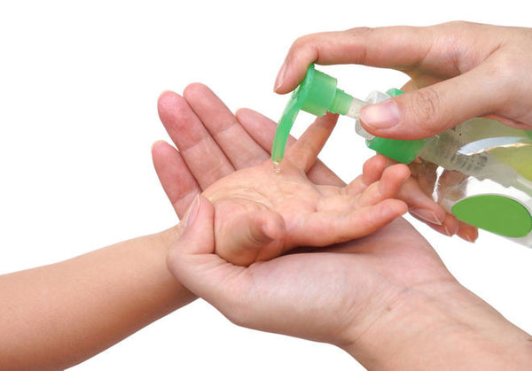 The SURPRISE Reason Hand Sanitizer May Be Hurting Your Child