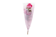 Breast Cancer Awareness Single Roses - 25 Units per Box