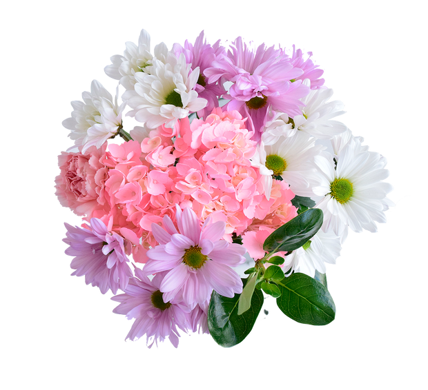 Pink Shades Bouquet - 15 Units per Box