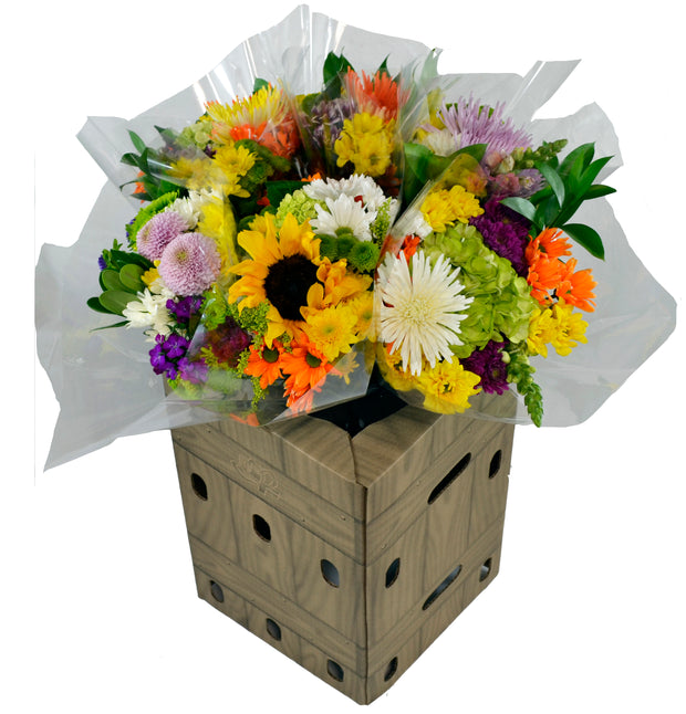 Signature October Bouquets x 10