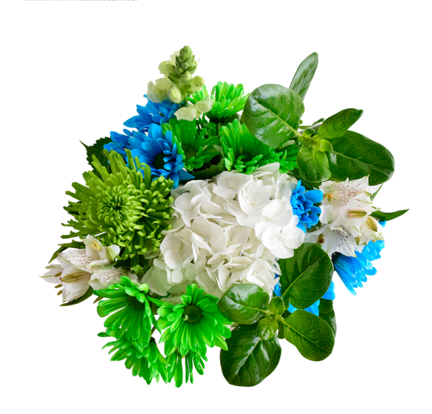 Earth Day 12st Signature Mixed bouquet