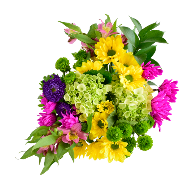 Administrative Day 12st Signature Mixed bouquet