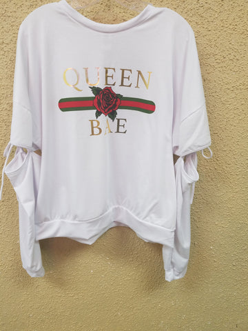 Queen Sweat Shirt
