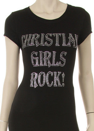 Christian Girls Rock T-Shirt (Runs Small) - Shop for You Boutique