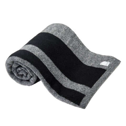 Wool Yak Wrap in Grey