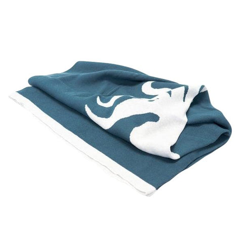 Octopus Coastal Throw
