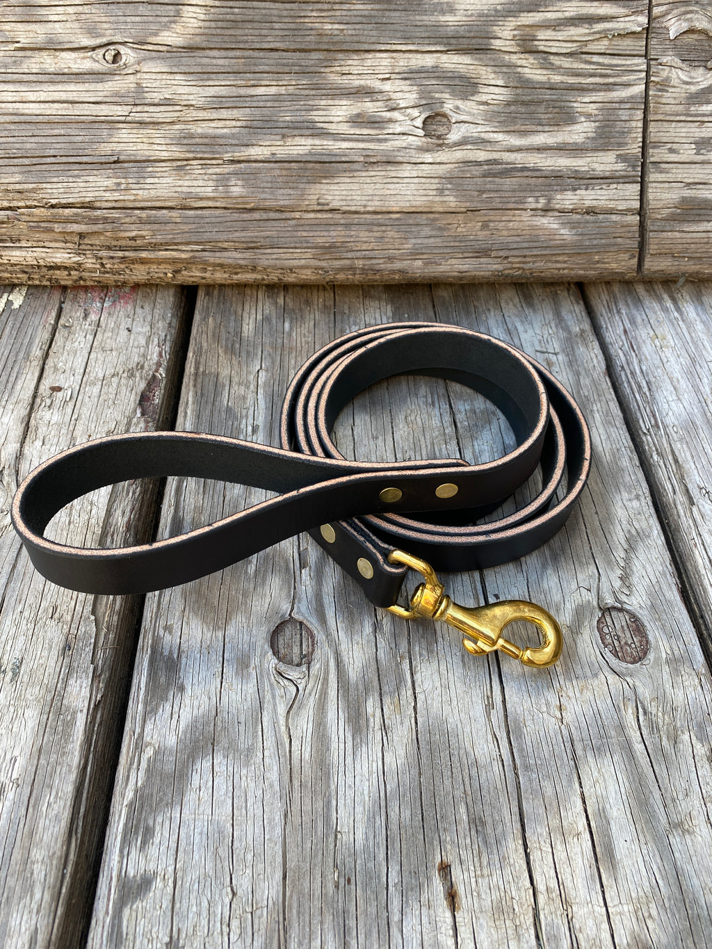 Dog Leash - English Bridle