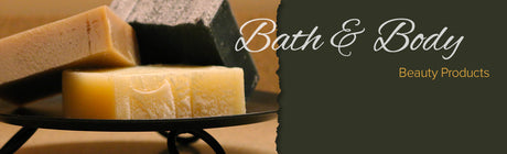 All Natural Bath & Body soaps