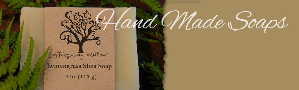 All Natural Hand-Made Soaps