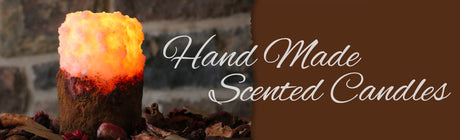 Handmade Scented Candles and Accessories
