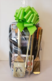 BBQ Grilling Gift Basket TCG