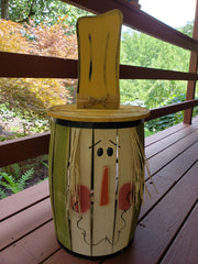 treasuredcountrygifts.com scarecrow barrel