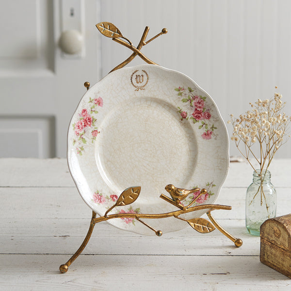 Huxley Plate Stand treasuredcountrygifts.com