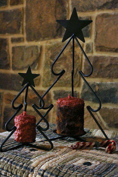 Handmade Iron Christmas Tree