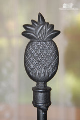 Ironware Paper Towel Holder: Pineapple