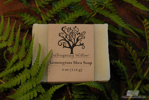 Lemongrass Shea Soap