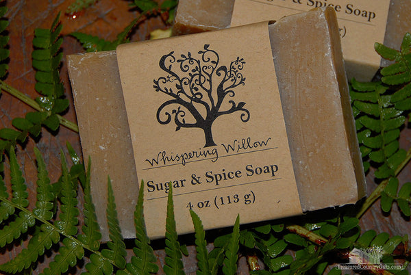 Sugar and Spice Soap