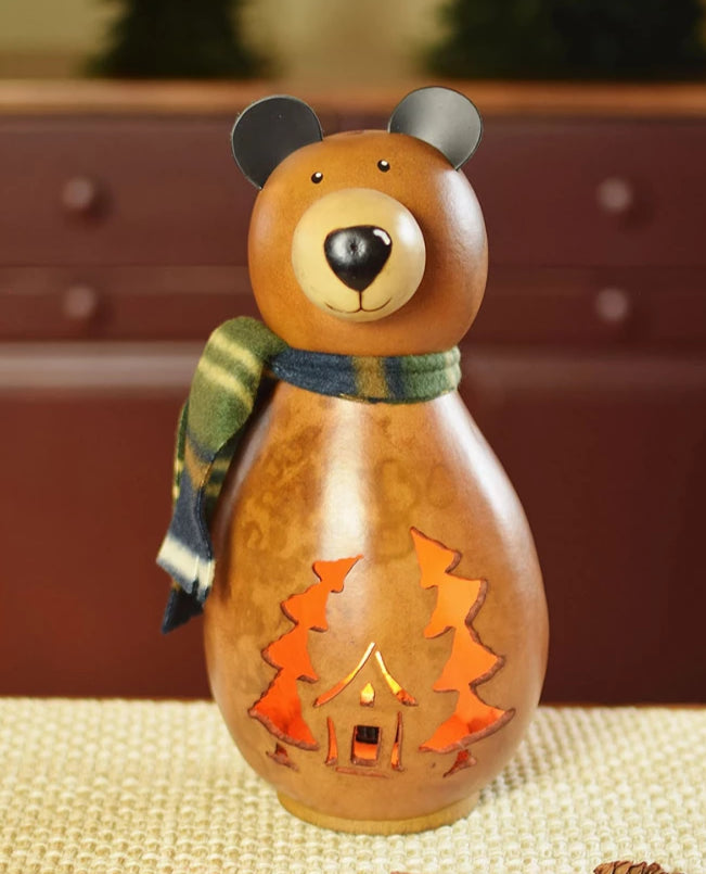 treasuredcountrygifts.com Charlie lit bear
