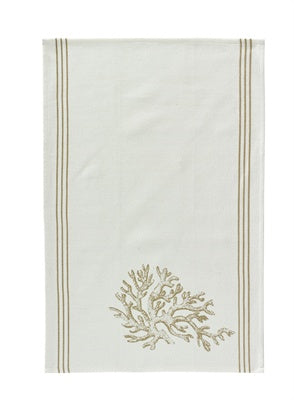 treasuredcountrygifts.com coral dish towel