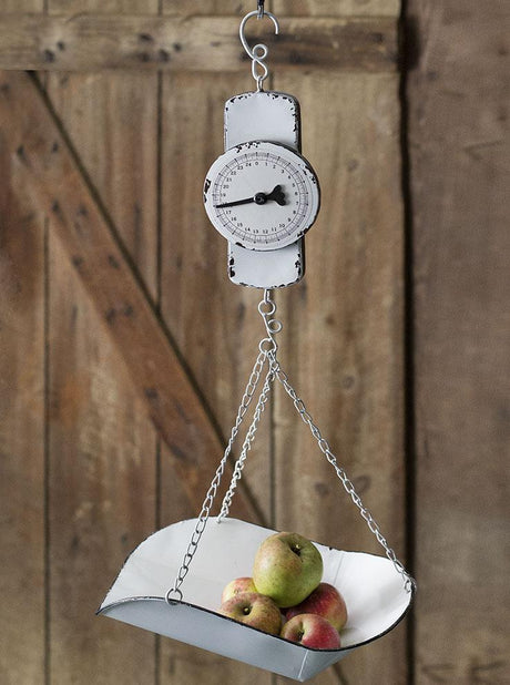 Decorative Hanging Produce Scale TCG