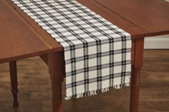 Table Runner Salt and Pepper 54