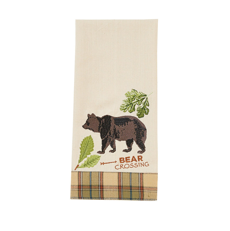 Dish Towel Sequoia Bear