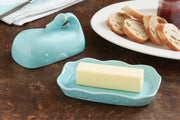 treasuredcountrygifts.com whale butter dish