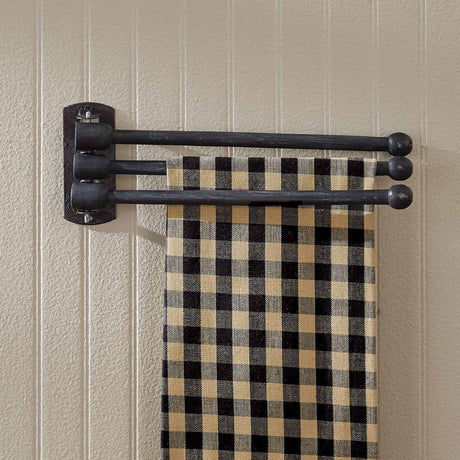 treasuredcountrygifts.com 3 arm towel rack