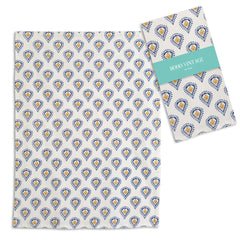 Boho Country French Tea Towel TCG