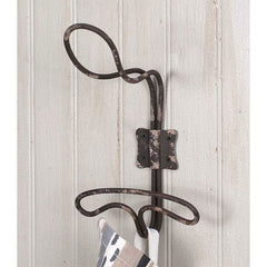 Wall Hook Locker Room Style set of 4