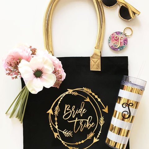 Gifts for Bride Tribe - Totes, Tumblers