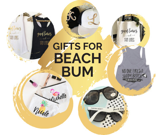 Gift Guide for the Beach Bum
