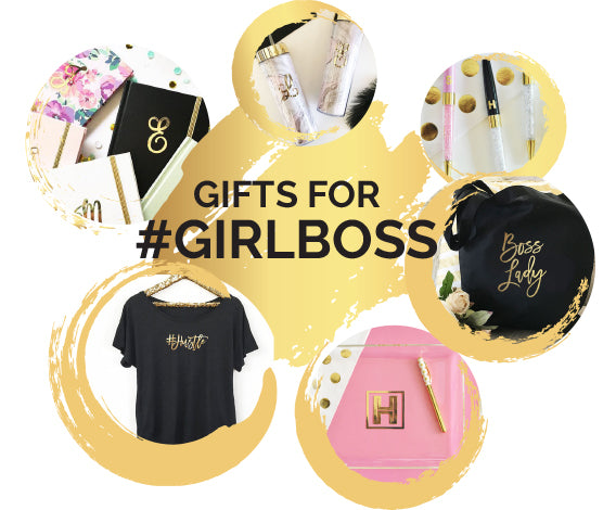 Gifts For the #Girl Boss