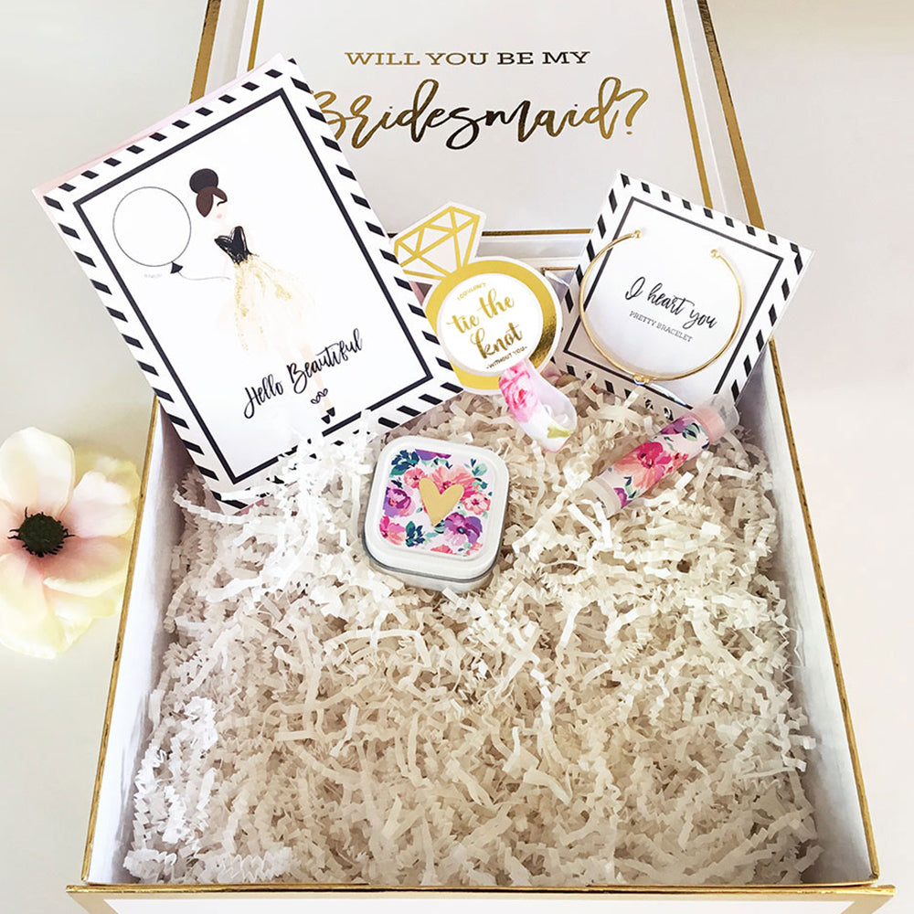 Will You Be My...Bridal Party Gift Set Package – Celebrate Chaos 3f95fedabf82