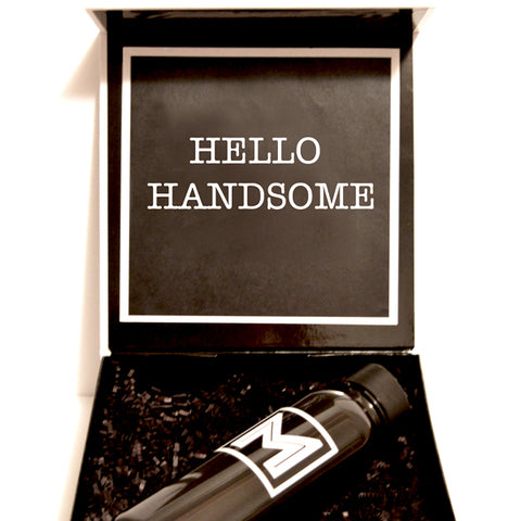Will You Be My Valentine? Hello Handsome Gift Set